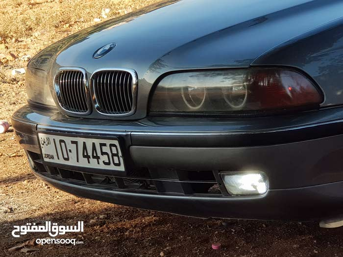BMW 520 1997 For sale - Grey color