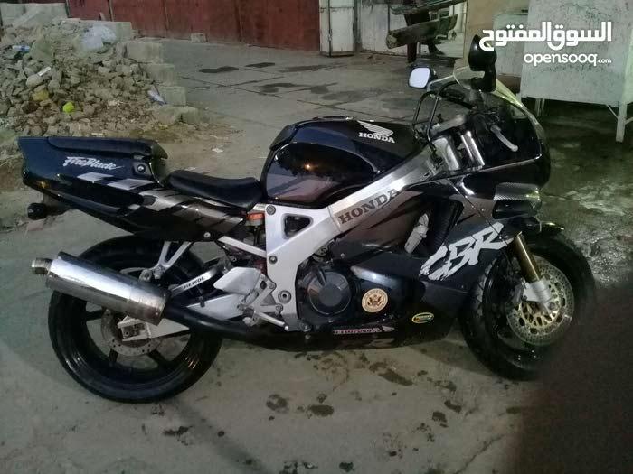 Buy a Honda motorbike made in 2006