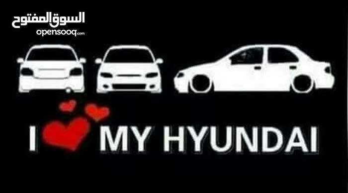 New Hyundai 1997