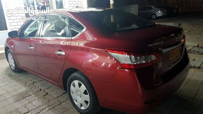 For sale 2014 Red Sentra