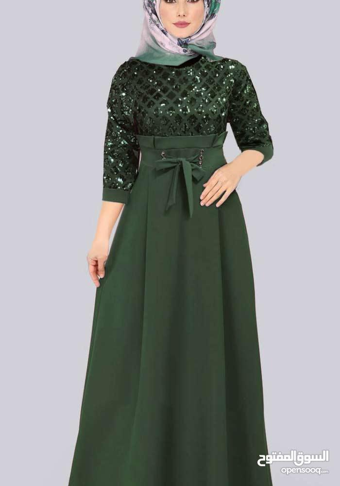 3c1772f48 فستان راقي نزاكه فوول - (105386990) | السوق المفتوح