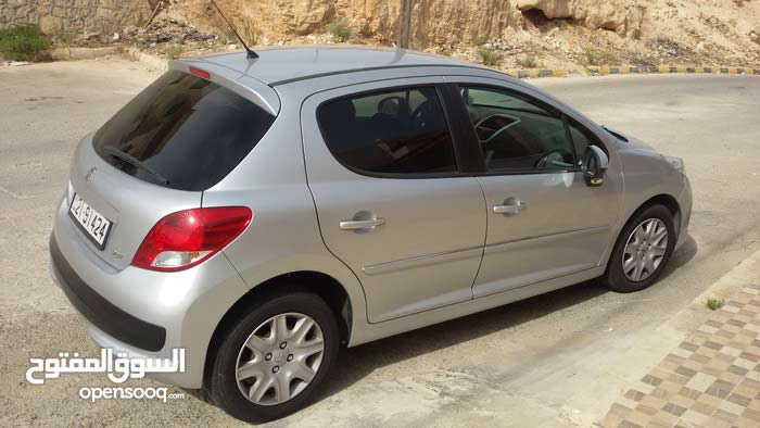Used Peugeot 207 in Amman