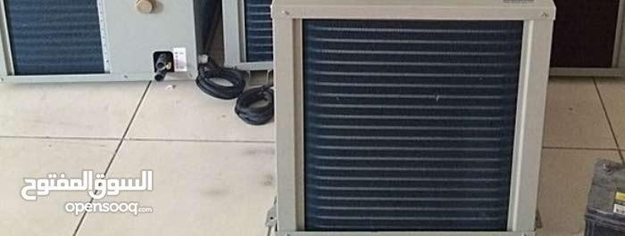 مبرد خزان الماء في السطح