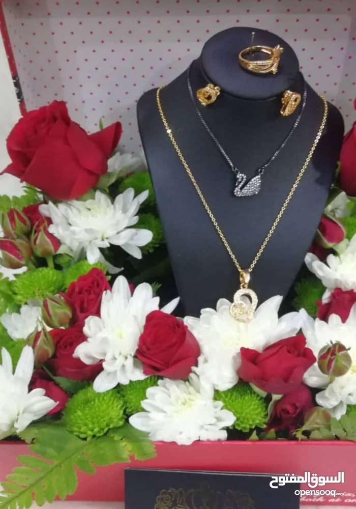 محل لبيع الورود والهدايا