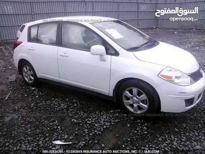 For sale Nissan Versa car in Benghazi