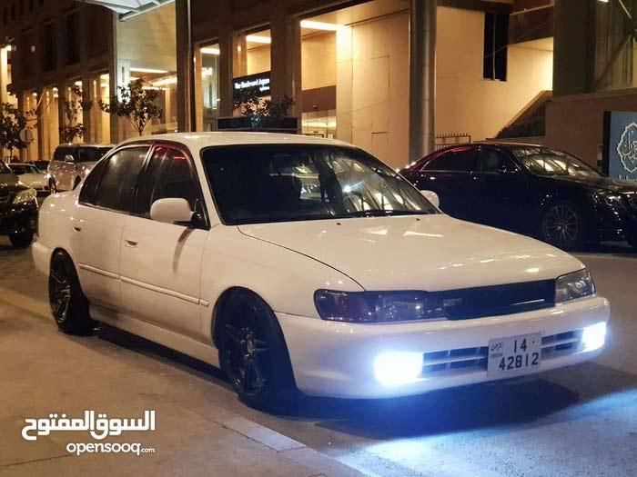 Automatic Toyota 1997 for sale - Used - Zarqa city