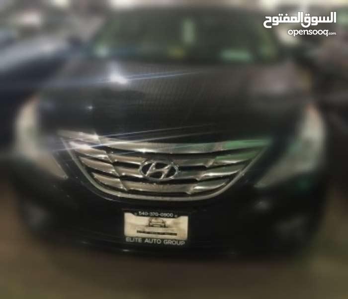 1 - 9,999 km Hyundai Sonata 2012 for sale