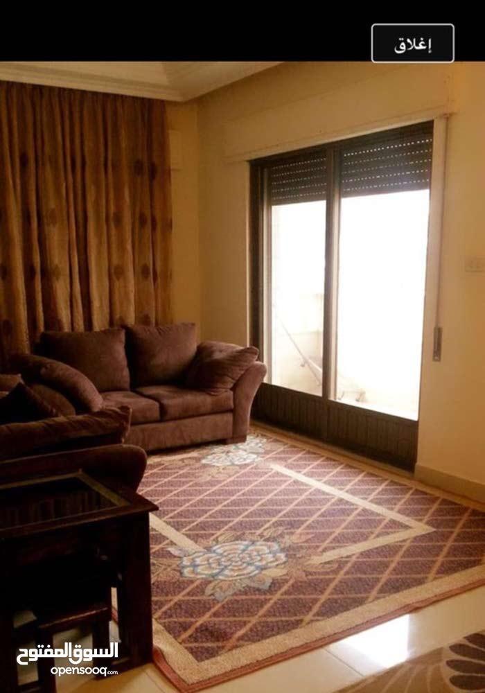 شقة 140م للبيع الجبيهة ضاحية الامام الغزالي
