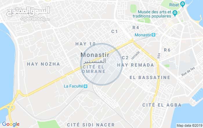 rue Mohamed 3atb  ksibet El Mediouni  monastir