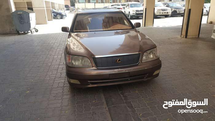 1998 Lexus LS for sale in Sharjah