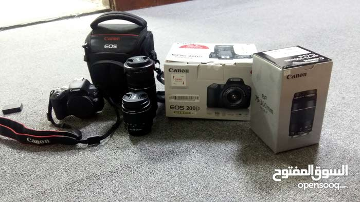 Canon Eos_200D Camera