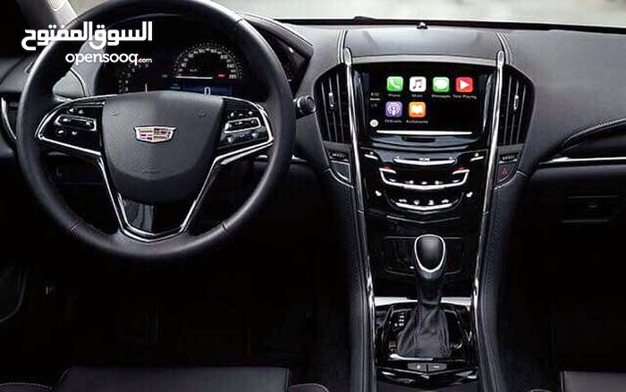 Cadillac ATS car is available for sale, the car is in New condition