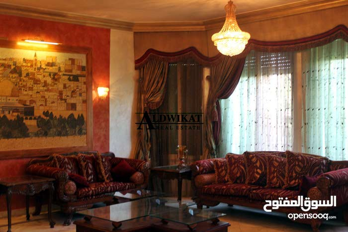 Villa for sale with 5 rooms - Amman city Dahiet Al Ameer Rashed