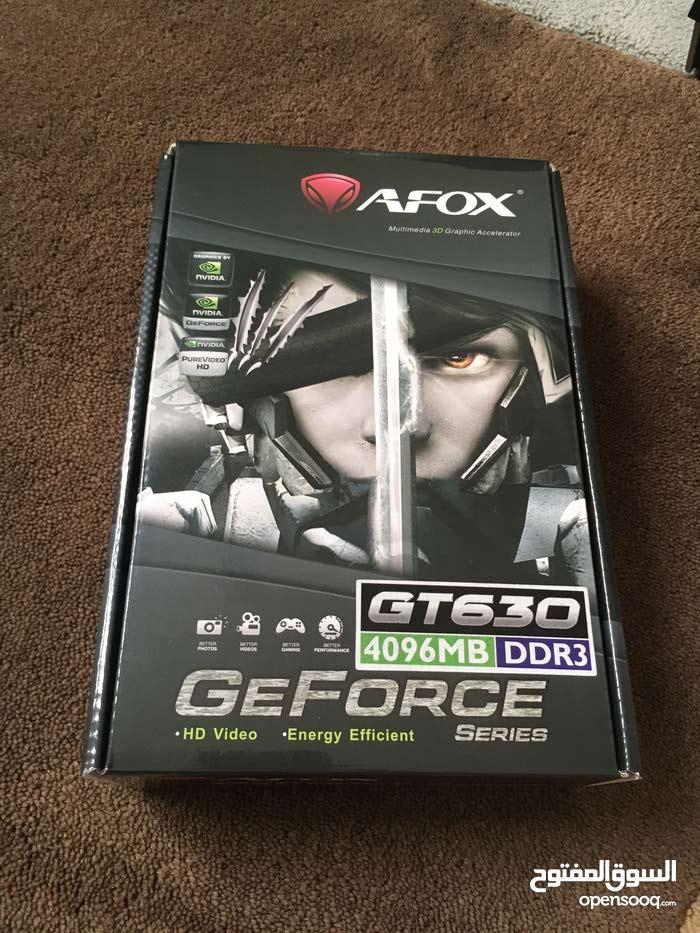 GPU- Graphic card-كرت شاشة