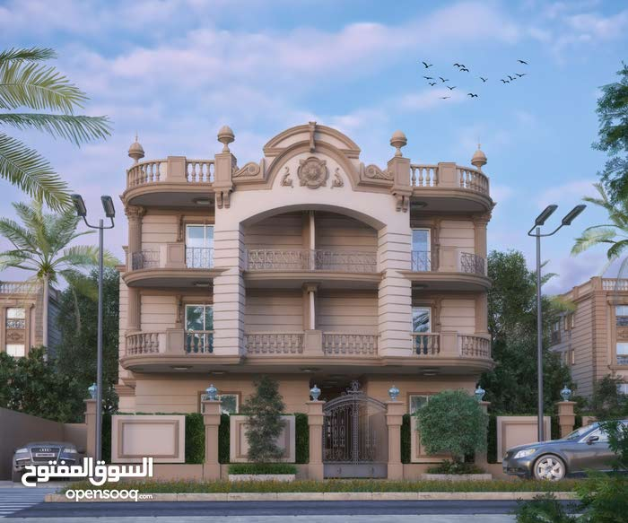 New Apartment of 300 sqm for sale Shorouk City