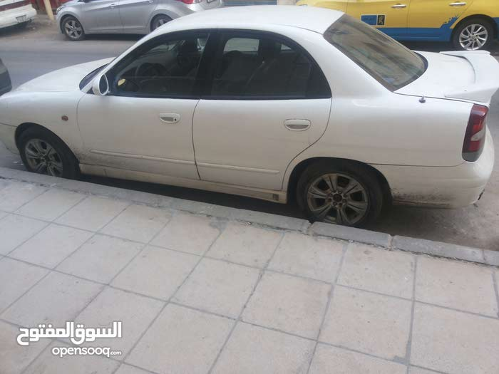 Daewoo Nubira car for sale 2001 in Zarqa city