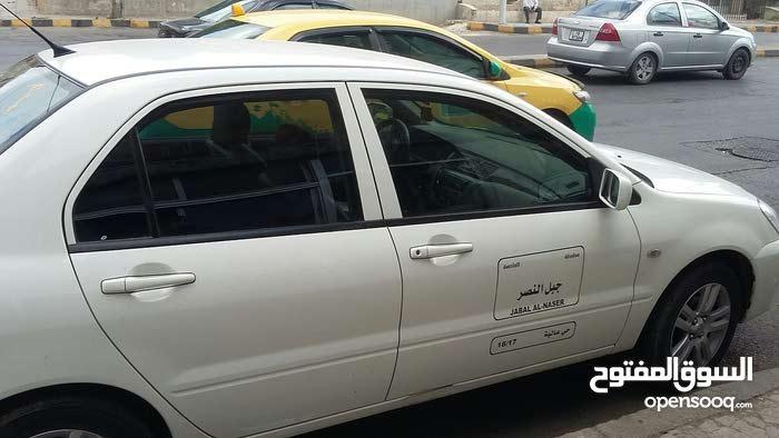 Mitsubishi Lancer car for sale 2014 in Amman city