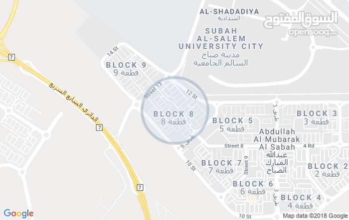 شقة للايجار  في  عبد الله المبارك
