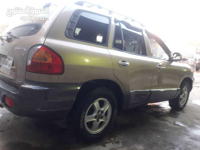 Hyundai Santa Fe car for sale 2003 in Tripoli city