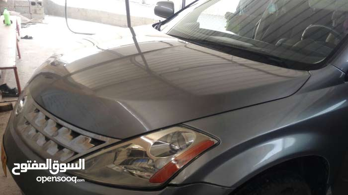 Nissan Murano 2006 For sale - Grey color