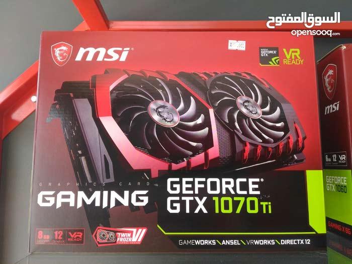 MSI GTX 1070Ti