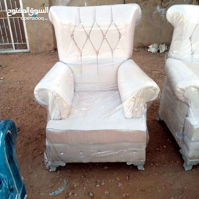 For sale Sofas - Sitting Rooms - Entrances that's condition is New - Khartoum