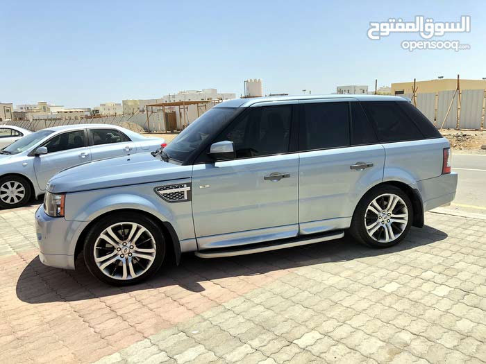 km Land Rover Range Rover Sport 2011 for sale