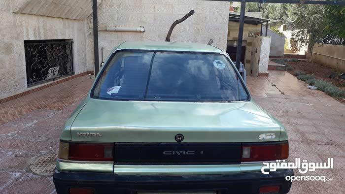 باص كيا بريجو 1997 +هوندا سيفيك 1989 للبيع