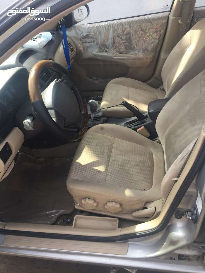 +200,000 km Nissan Sunny 2009 for sale