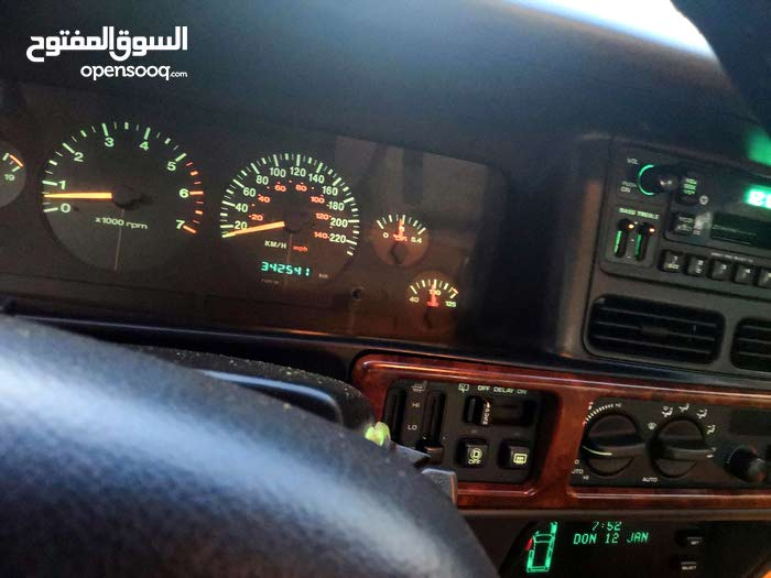 Gasoline Fuel/Power Jeep Grand Cherokee 1998 - (102061972