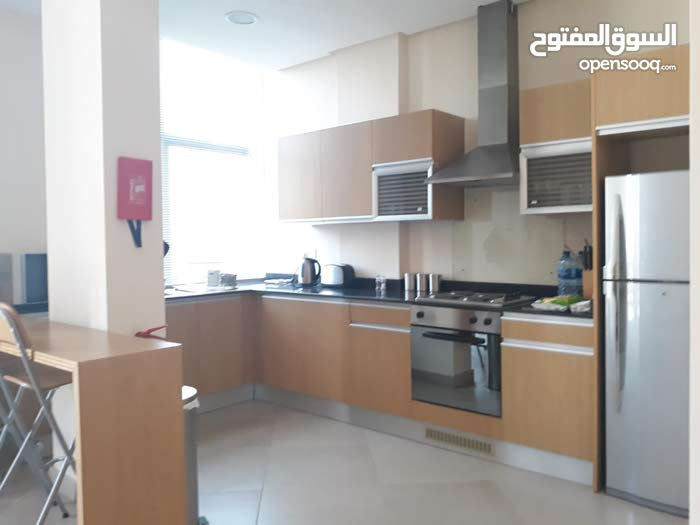 Fully furnished villa for rent in Seef with balcony ,EWA