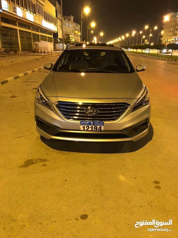 Hyundai Sonata car for sale 2016 in Salala city