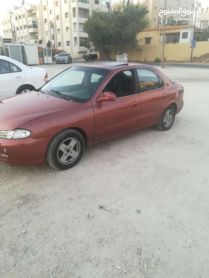 Hyundai Avante 1995 for rent per Day