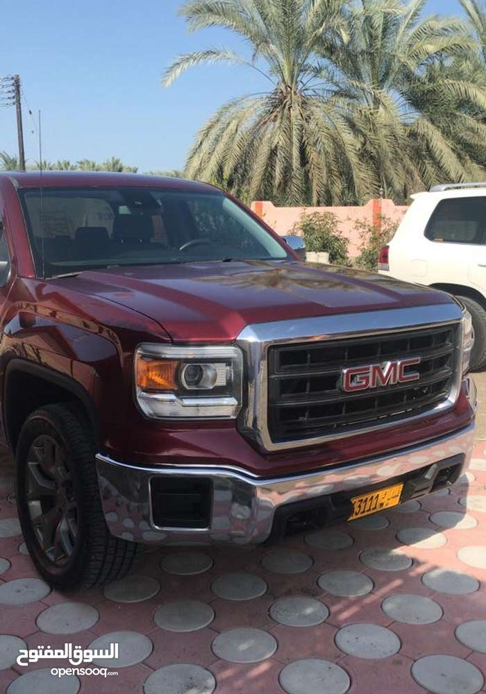 Available for sale! 1 - 9,999 km mileage GMC Sierra 2014