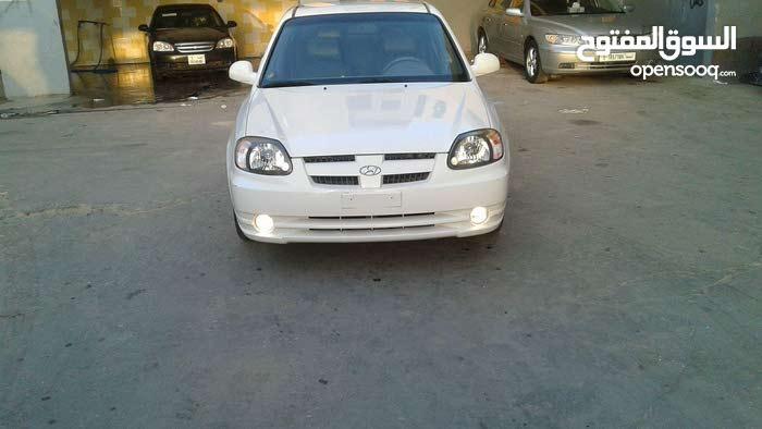 Hyundai Verna 2004 - Automatic