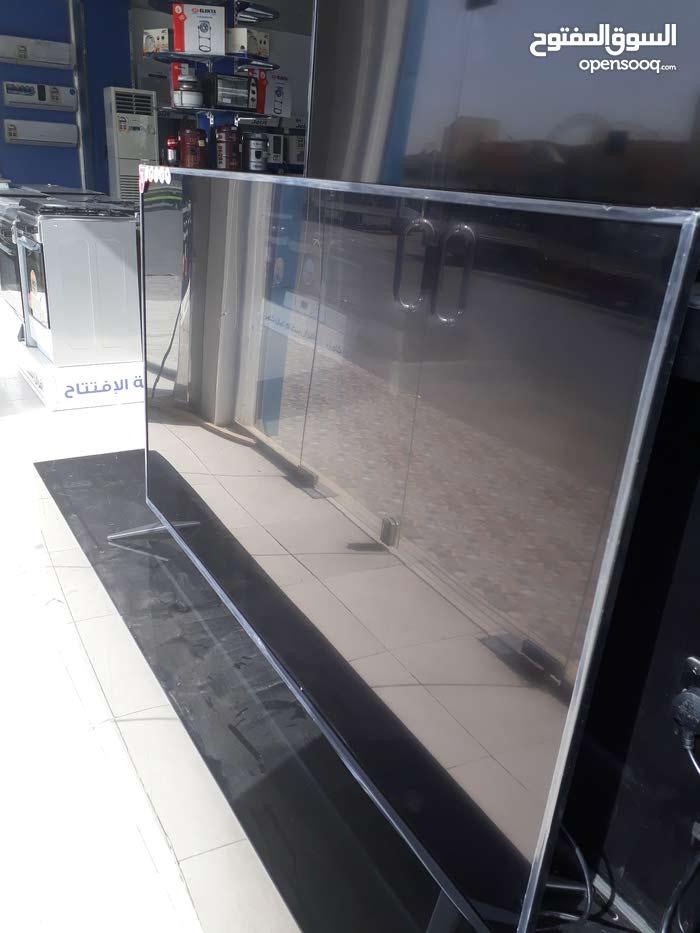 32260c8c9 شاشات تلفزيون للبيع : افضل الانواع : جميع المقاسات : ارخص الاسعار في  السعودية