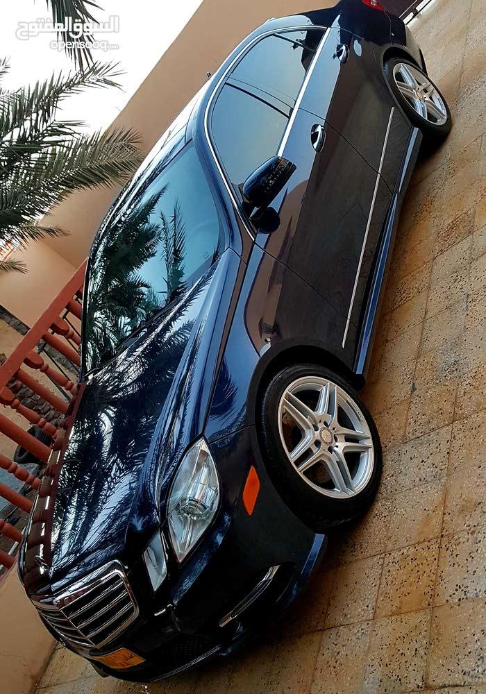 مورسيدس E350 موديل 2013 فل ابشن  بانوراما