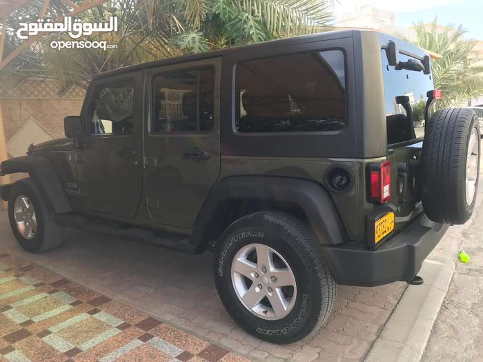 Available for sale! 1 - 9,999 km mileage Jeep Wrangler 2015