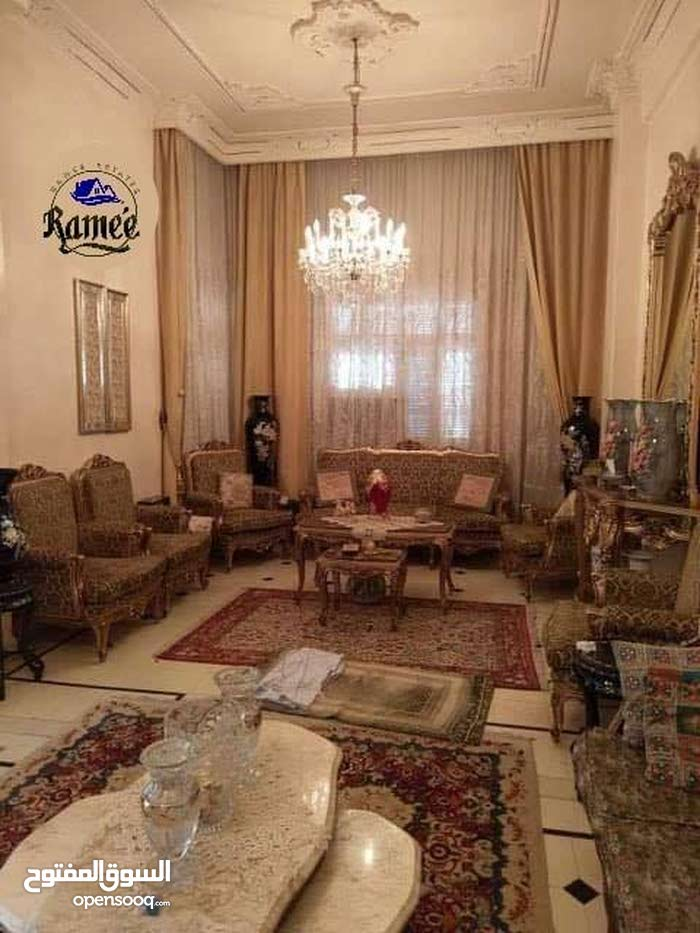 شقة للبيع دمشق ابو رمانة