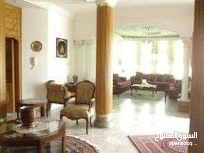 Luxurious  sqm Villa for sale in AmmanKhalda