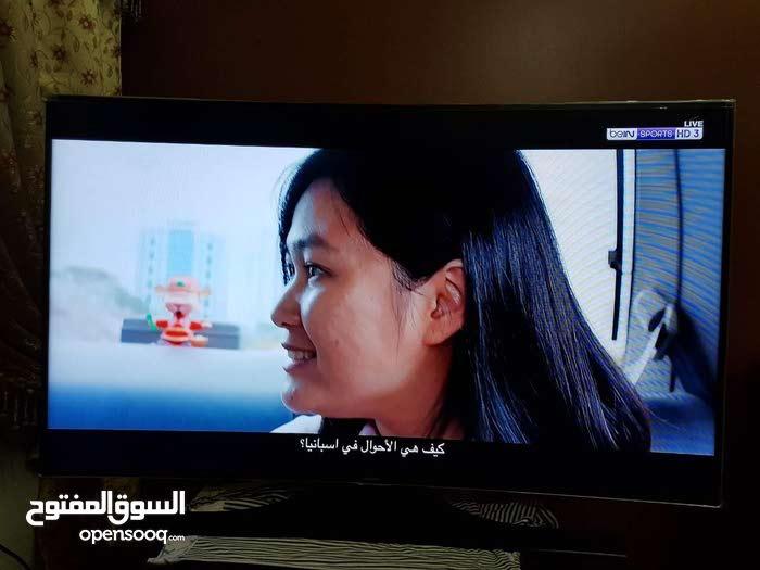"Samsung UA48H6800 48"" Full HD Smart Wifi Curve Multisystem TV 3D"