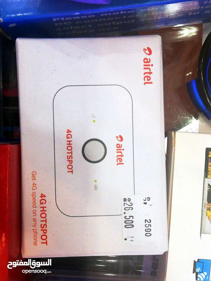 Hotspot poket wifi 4g