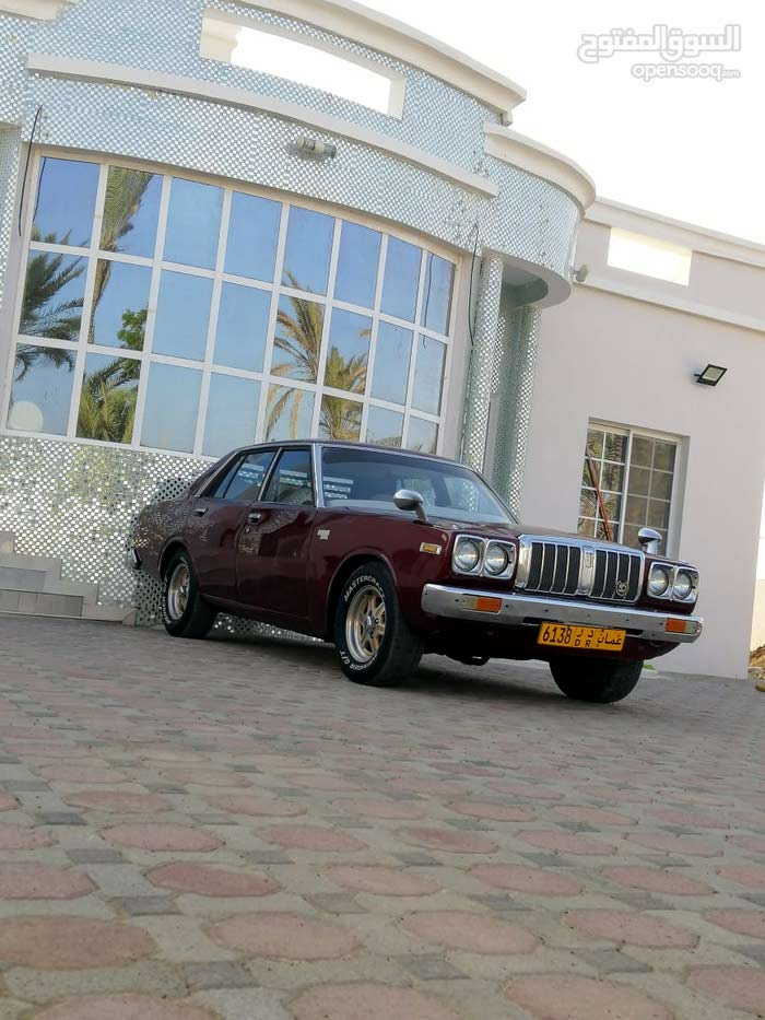 Nissan Datsun 1980 For Sale Maroon Color 109091469 Opensooq