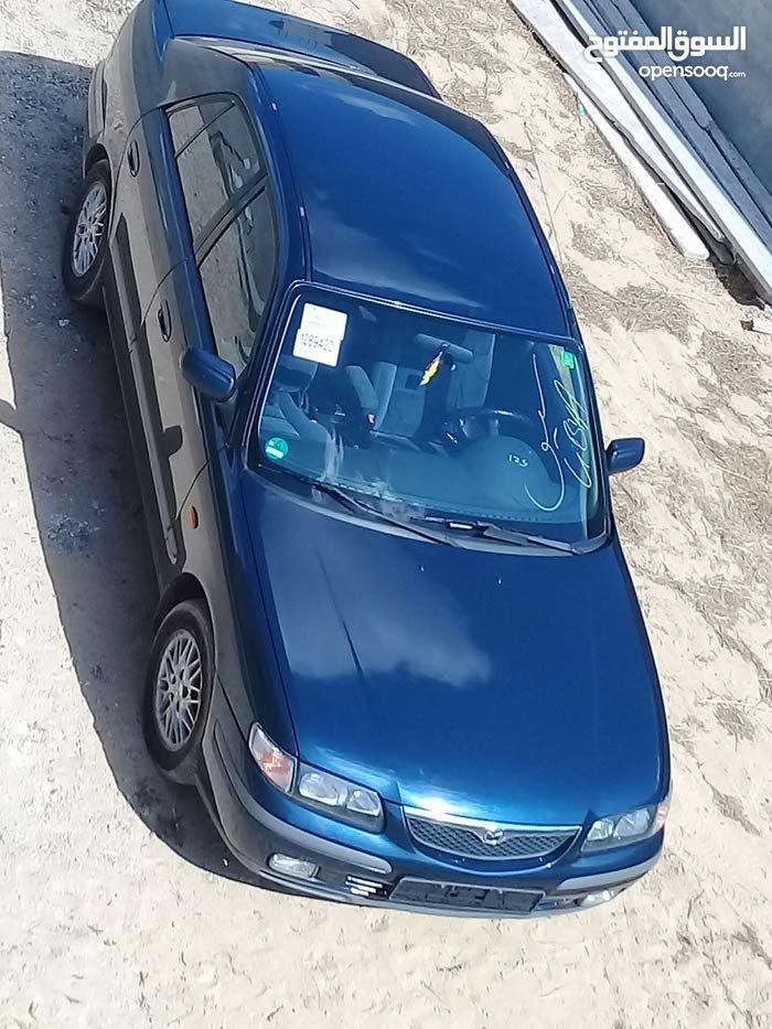 Blue Mazda 626 1999 for sale