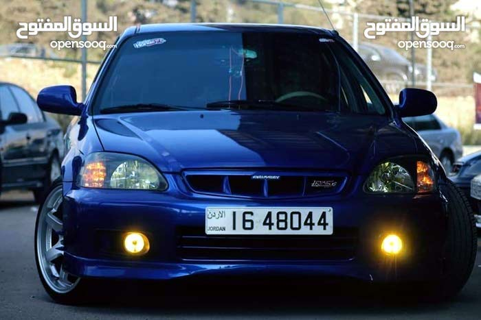 For sale 1999 Blue Civic