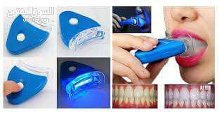 جهاز تبيض الأسنان الفوري White light ابتسم #بثقة مـمـيزات الـمنـــــــــــتج: 1-