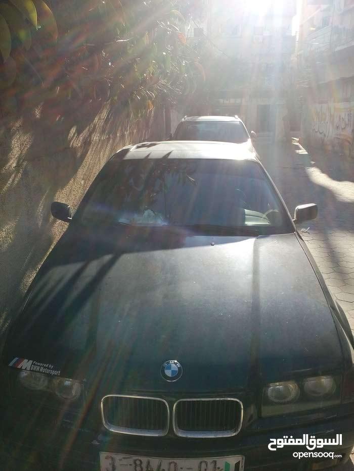 سيارة بي ام دبليو 97