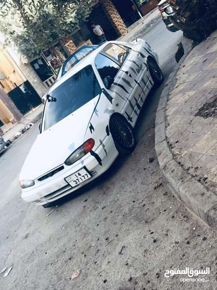 For sale 1994 White Elantra