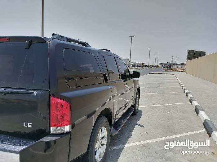 نيسان ارمادا 2006بحالة  جيدة ماشي 270الف كيلو ملكية لغاية شهر عشر ارقام ابو ظبي