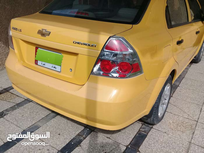 Used condition Chevrolet Aveo 2011 with 60,000 - 69,999 km mileage